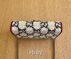 1490 GUCCI SOLD OUT RARE NEW AND NEVER USED Dionysus Clutch Crossbody Bag