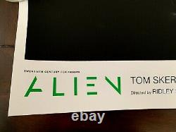 ALIEN Variant Poster Print Phantom City Creative/MONDO SOLD OUT, ONLY 150