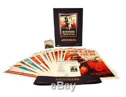 AMERICANA BOX SET only 200 Neil Young shepard fairey obey giant SOLD OUT