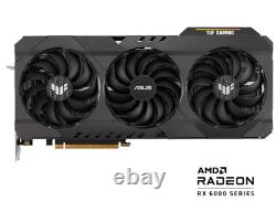 ASUS TUF Gaming Radeon RX 6700 XT OC Edition, 12GB GDDR6 Graphics Card- Sold out