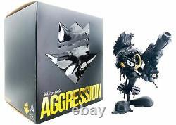 Aggression 2.0 by Matt Gondek x 3DRetro! #DCon2019 SOLD out