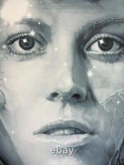 Alien (Gabz) SOLD OUT Variant Ed Print #192/200! Mondo Grey Matter Art