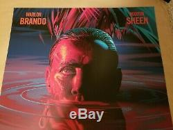 Apocalypse Now by Laurent Durieux Regular Print Poster Mondo Sold Out