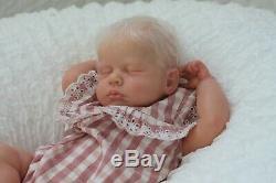 Awesome Reborn Lou Lou Kazmierczak Artful Babies Baby Girl Doll Sold Out