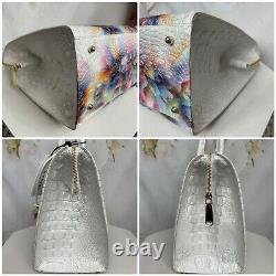 Brahmin Prism Small Caroline Bag With matching Ady wallet NWTS STUNNING SOLD OUT