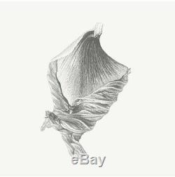CJ Hendry Epilogue Series Hibiscus Etching Print-Sold Out KAWS BANKSY