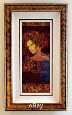 CSABA MARKUS PAIR #1/25 CONSTANTINA and VERONIKA Ltd Ed Canvas SOLD OUT
