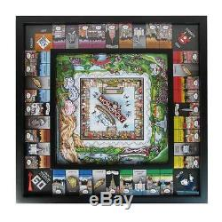 Charels Fazzino Limited Edition Sold Out New York Monopoly BNIB