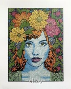 Chuck Sperry Empathy Blotter Art Print Poster 2021 Pre Sale Ed of 300 Sold Out
