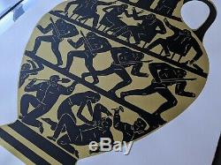 Cleon Peterson TRUMP 2017 (White Limited Edition) SOLD OUT EXCELLENT CONDITION