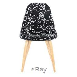ComplexCon 2018 Takashi Murakami Skulls & Flowers Chair SOLD OUT Eames Modernica