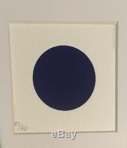 Damien Hirst ART Severed Spots MSCHF DRK BLUE SOLD OUT RARE #83/88