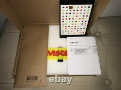 Damien Hirst MSCHF Red Spot Extremely Rare only 88 Spots Sold Out Box Papers COA