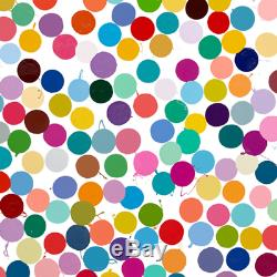 Damien Hirst Raffles (H5-5 Heni Editions) SOLD OUT, signed, numbered