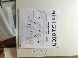 Damien Hirst Swatch Maxi Clock. Edition 333. In Box. Rare. Sold Out
