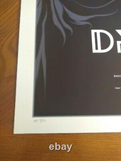 Dracula Variant AP Martin Ansin Sold Out Rare Mondo Universal Monsters Only 22