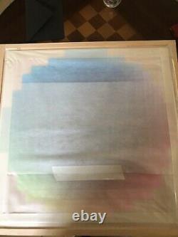 FELIPE PANTONE Integration System 1 print /300 signed Configurable Art Sold Out