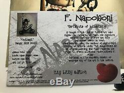 Fabio Napoleoni Outcast AP Limited Edition Sold Out MAKE AN OFFER