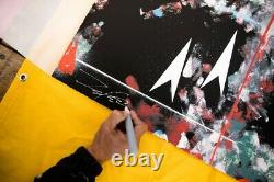 Futura 2000 MCA Chicago Harajuku Print Signed & Numbered SOLD OUT #/100