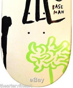 GARY BASEMAN'Monkey Dunce (Tan)' 2005 Skateboard Skate Deck Ltd. Ed. Sold-Out
