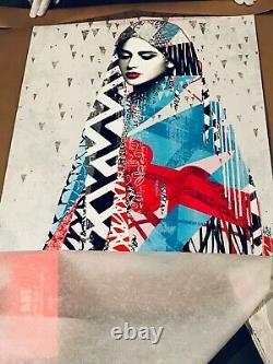 HUSH La Divinité Féminine Sold Out Print