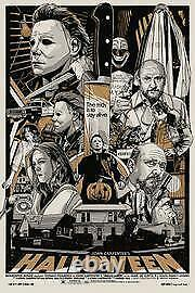 Halloween Variant Edition by Tyler Stout LIMITED /450 SOLD OUT ORDER CONFIRMED