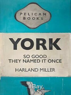 Harland Miller York Poster Print Sold Out