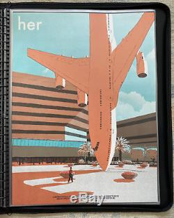 Her by Matthew Woodson Rare sold out Mondo print 246 of 325
