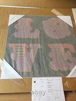Huge Ben Eine Love Lenticular 1 Edition Of 75 Sold Out