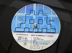 INVADER Andrew Sharpley Vinyl LP LE 1000 Limited Edition Confirmed Sold Out