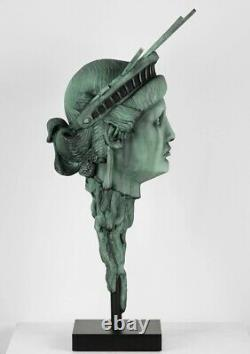 Jack Of The Dust Skull Statue Of Liberty Death Of Liberty USA Rare Sold Out