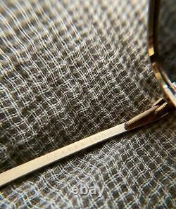 Jacques Marie Mage (JMM) Scarpa Gold Titanium Orig Lenses Mint Sold Out