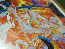 James Jean FORAGER Poster Print Signed/# Pop Art SOLD OUT MINT Prada Artist