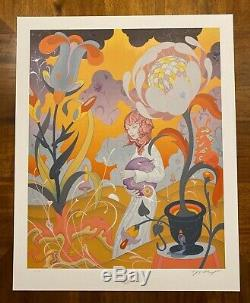 James Jean Schrödinger's Kitten Rescue Signed Limited Edition Sold Out