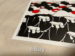 Jerkface Sly Sylvester The Cat Screenprint Print SOLD OUT xx/50 MINT SIGNED
