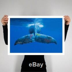 Josh Keyes Goodbye Print Sold Out Edition of 200 1xRun