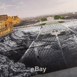 Jr Au Louvre, 30 Mars 2019, 6h50 Pyramide, Architecte I. M, Sold Out In Minutes