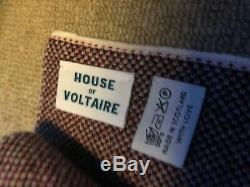 Kaws Blanket X House Of Voltaire 85 Ed Red Version Cashmere SOLD OUT Banksy