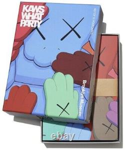 Kaws What Party Urge Box Of 10 Mini Prints/Post Cards, Sold Out Not Stik, Banksy