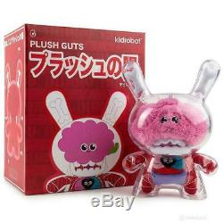 Kidrobot PLUSH GUTS DUNNY 8 ART FIGURE qee kawaii janky kaiju (sold out)
