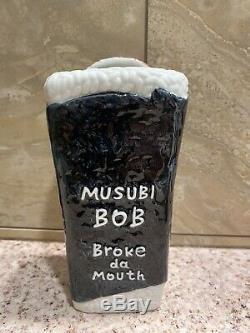 Limited Edition MUSUBI BOB MUG / Geckoz South Sea Arts /Hawaii Tiki Sold Out