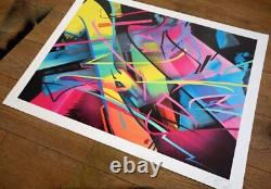 MADC Signed Print MADC NYC 1982 EDITION OF 100. Very Rare. Sold Out