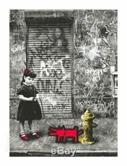 MAKE YOUR MARK MR. BRAINWASH Screen Print SIGNED/NUMBERED xx/70 -SOLD OUT