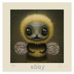 MARK RYDEN Bee Limited Edition Lithograph (sold out) Signed XX/500