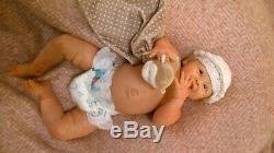 MASTERPIECE ART Reborn HAPPIEST Cutest Baby Harper Andrea Arcello! SOLD OUT