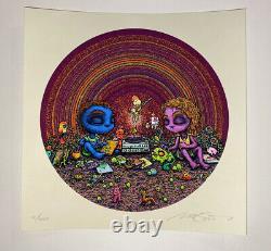 Marq Spusta Art Print Listening S/N Lmtd Edtn Sold Out 2020 Giclee X/420 Low #