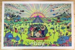 Marq Spusta Beatles Pepperland Limited Edition Print Signed & Numbered Sold Out