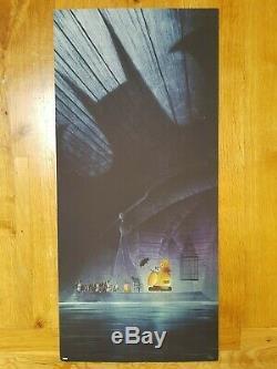 Matt Ferguson'Batman Returns' Very Rare, Sold Out 58/125 Not Mondo