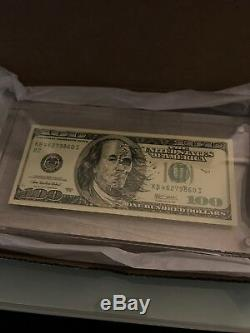 Matt Gondek $100 Bill Complexcon 2018 Limited Edition 241/300 Sold Out Exclusive