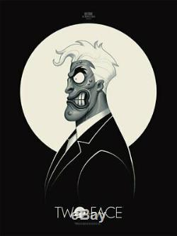 Mondo Batman Animated Series Two Face Sdcc Pcc Phantom City Sold Out Preorder